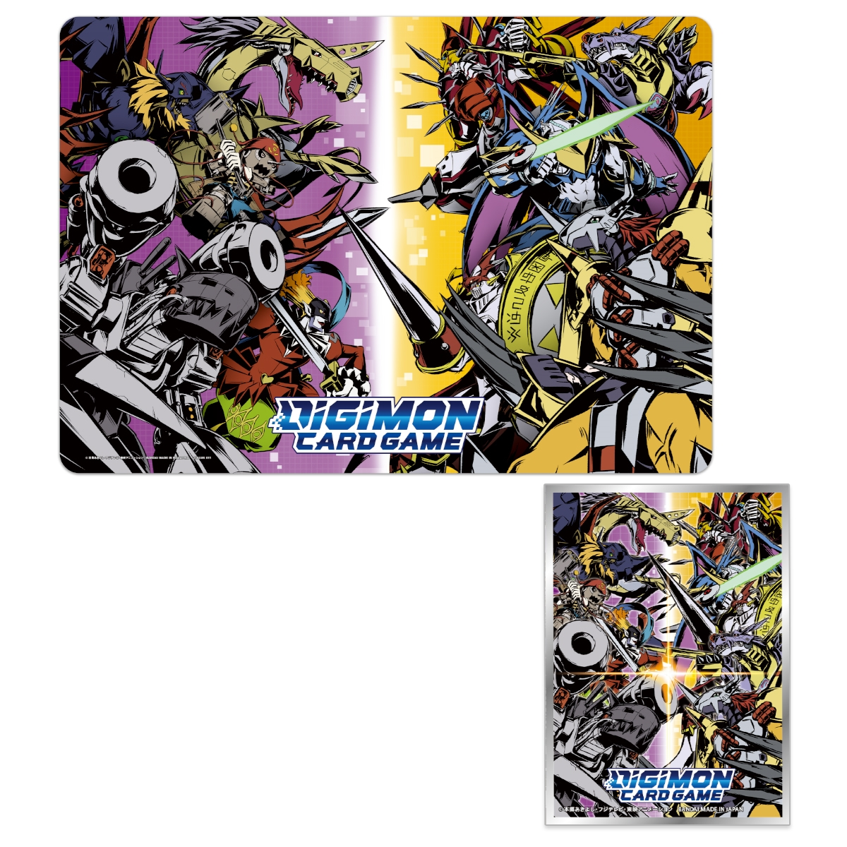 Digimon: Tamers Accessory Set