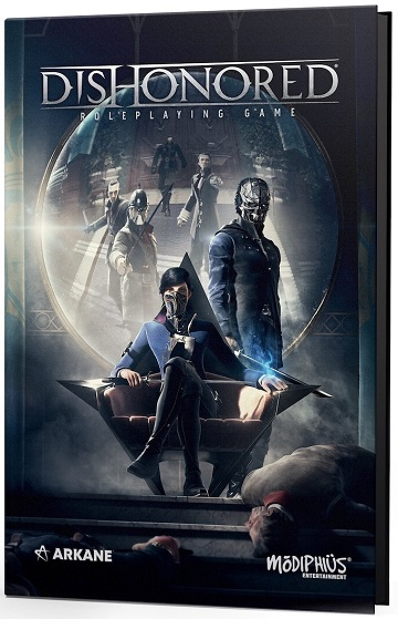 Dishonored RPG (HC)