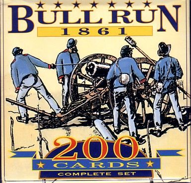 Dixie: Bull Run 1861 Full Set