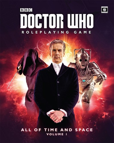 Doctor Who RPG: Adventure Anthology Volume 1 - All Of Time And Space [Damaged]