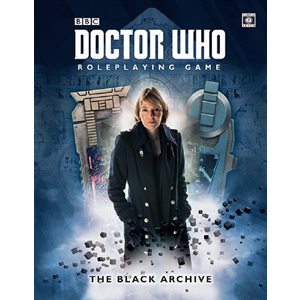 Doctor Who RPG: Black Archive