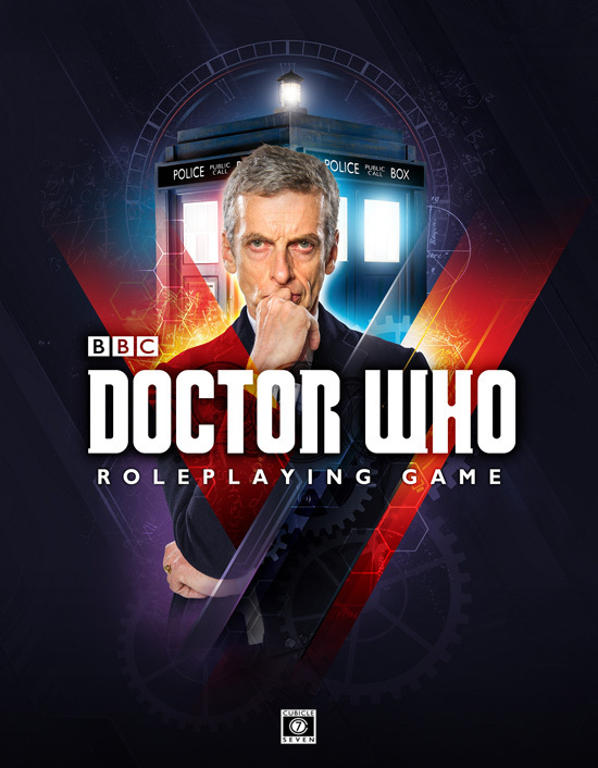 Doctor Who RPG: Core Rulebook (HC Limited Edition)