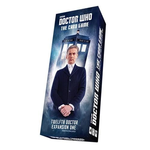 Doctor Who The Card Game (2nd Edition): Twelfth Doctor Expansion