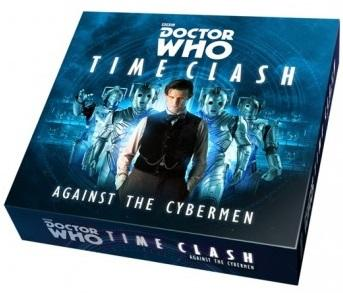 Doctor Who: Time Clash- Against the Cybermen