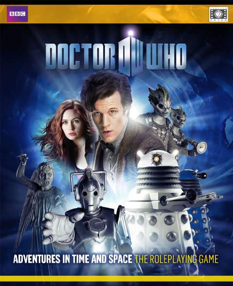 Doctor Who RPG Boxed Set (Eleventh Doctor Edition)