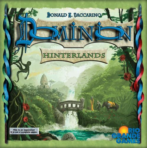 Dominion: Hinterlands [DAMAGED]