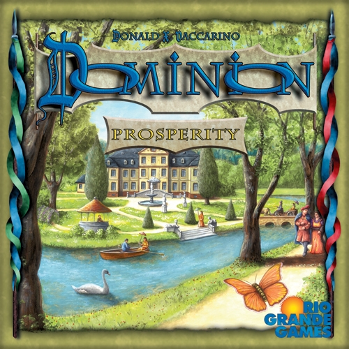Dominion: Prosperity [Damaged]