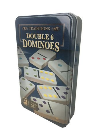Dominoes: Double 6 [Damaged]