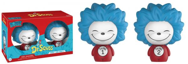 Dr. Seuss DORBZ: Thing 1 and Thing 2