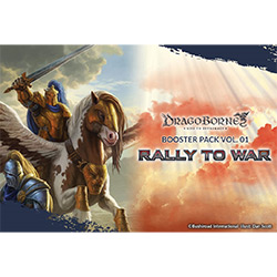 Dragoborne: Rally to War- Booster Pack