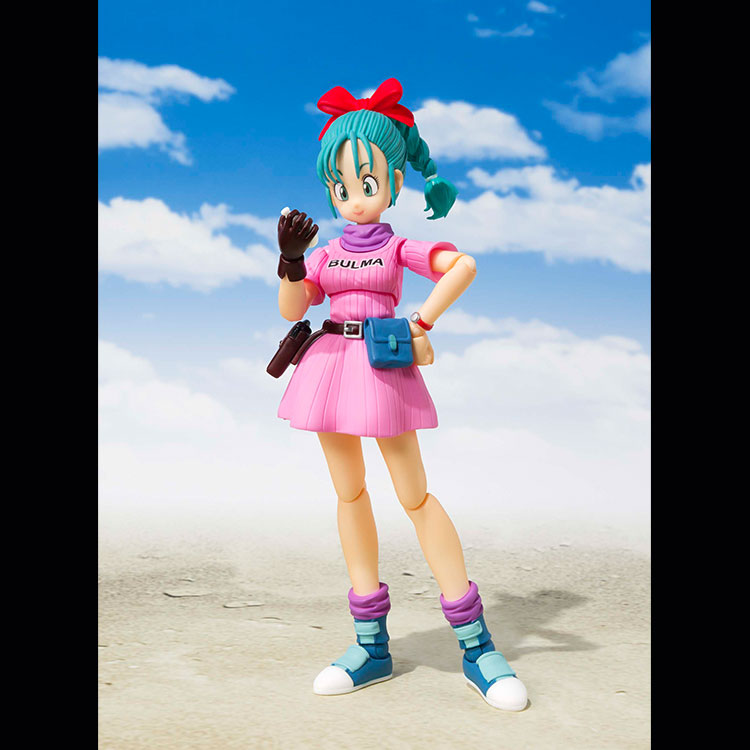 Dragon Ball: Bulma -Adventure Begins- S.H. Figuarts