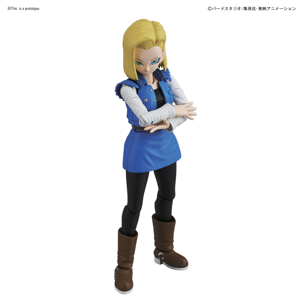 Dragon Ball Figure-rise Standard: Android #18