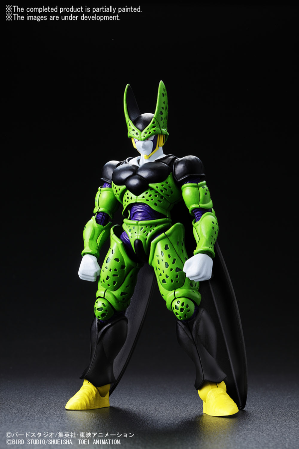 Dragon Ball Figure-rise Standard: Perfect Cell