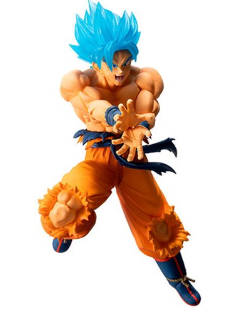 Dragon Ball Ichiban Figure: Super Saiyan God SS Son Goku
