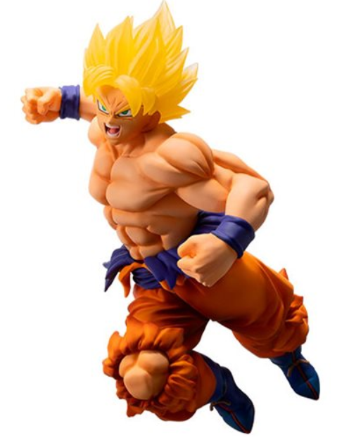 Dragon Ball Ichiban Figure: Super Saiyan Son Goku 93