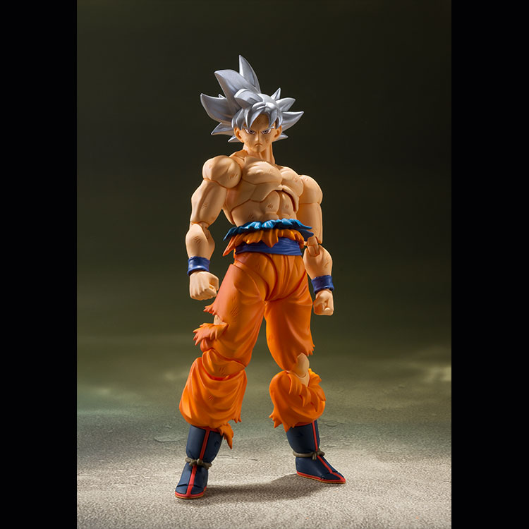 Dragon Ball Super!: Son Goku -Ultra Instinct- S.H. Figuarts