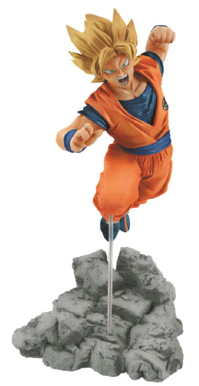 "Dragon Ball Super: Super Saiyan Goku ( Soul X Soul 4"" Figure)"