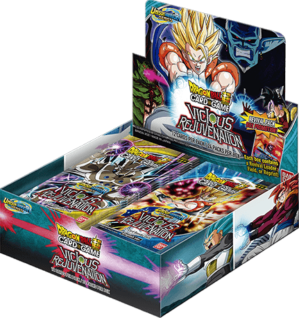 Dragon Ball Super: Unison Warrior Series 03 - Vicious Rejuvenation Booster Pack