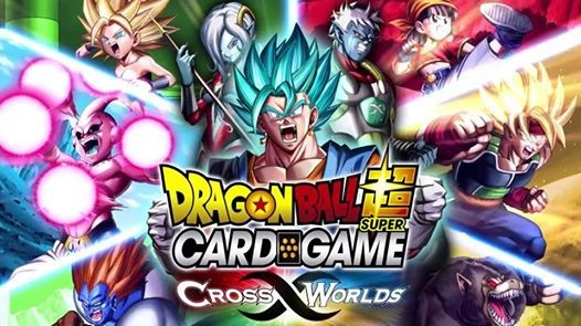 DragonBall Super: Cross Worlds -Booster Pack