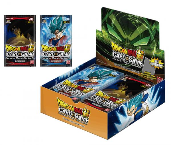 DragonBall Super: Series 6 - Booster Box