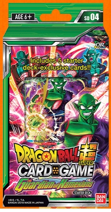 DragonBall Super:  THE GUARDIAN OF NAMEKIANS - STARTER