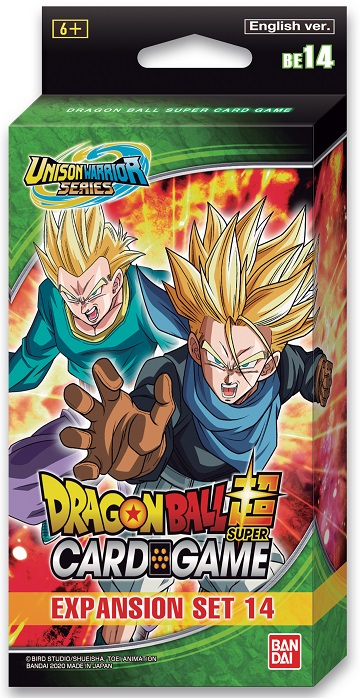 Dragon Ball Super: Unison Warrior Series Expansion Set 14- Battle Advanced