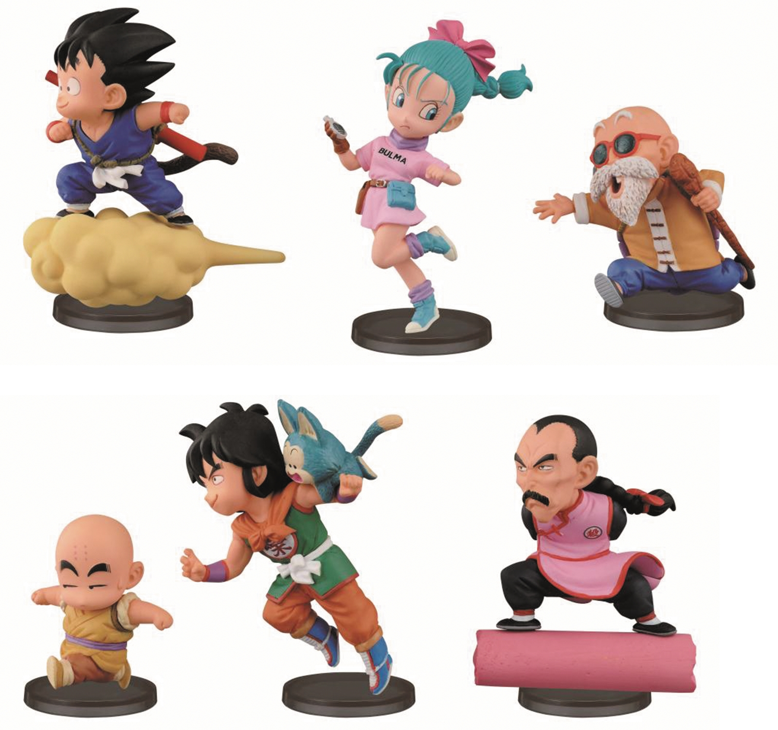 Dragonball Super World Collectible Figure 30th Anniversary Series #1: Yamcha