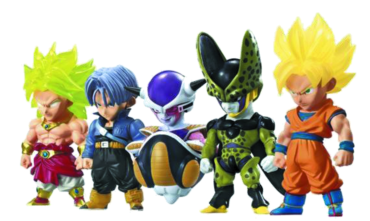 Dragonball Z Adverge Figures Vol. 2: Piccolo