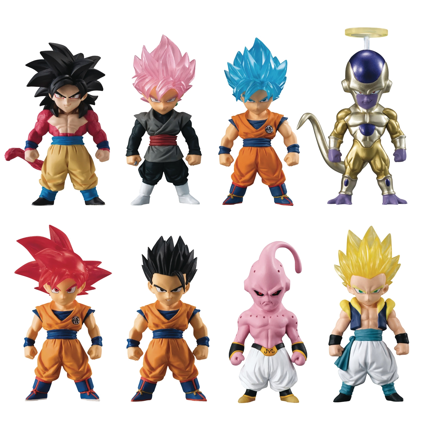 Dragonball Z Adverge SP02 Figures: Ultimate Son Gohan