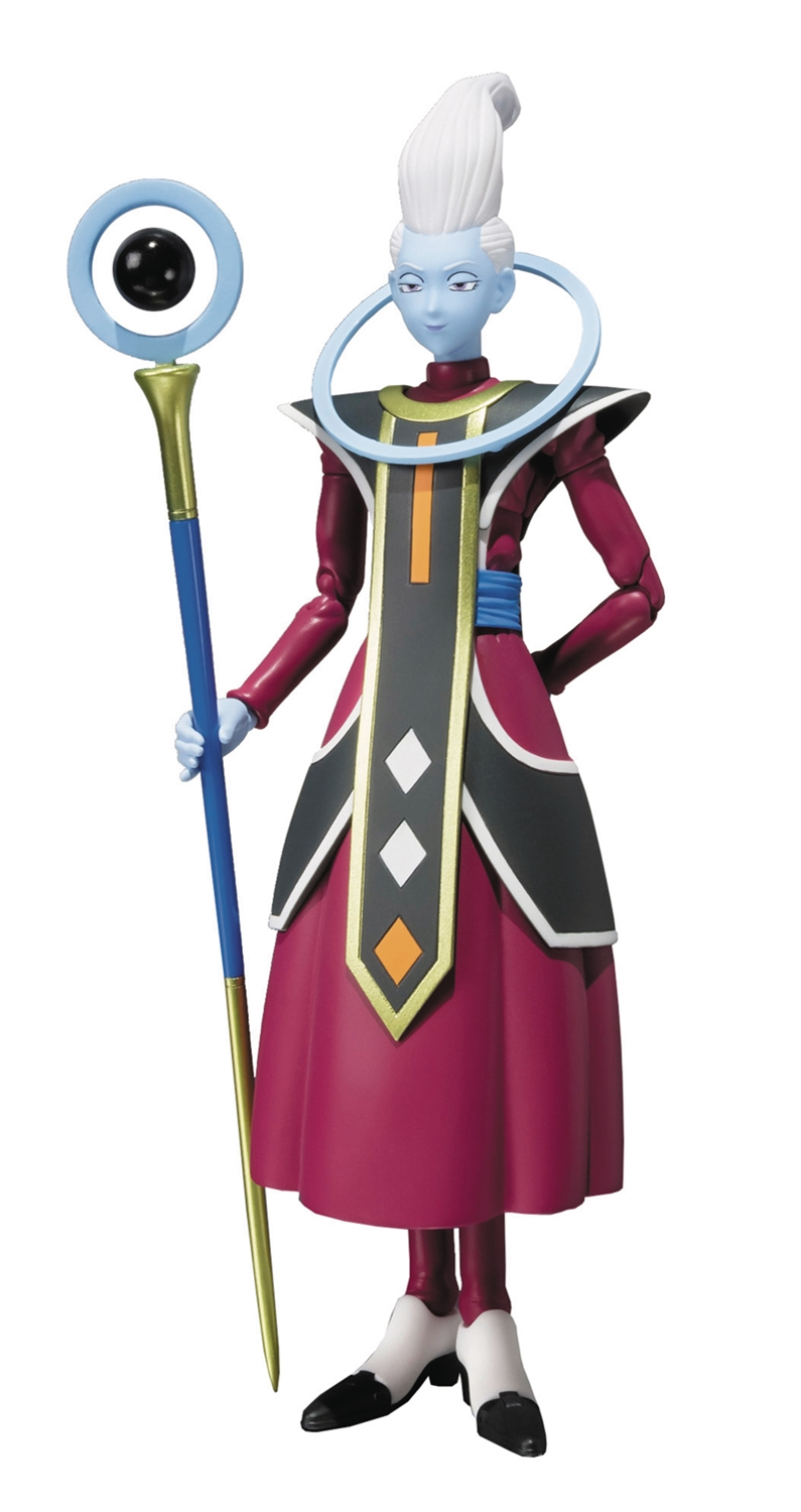 Dragonball Z: Whis (S.H.Figuarts Action Figure)