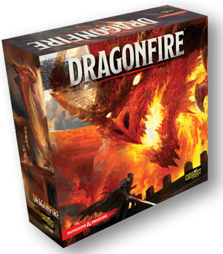 Dragonfire [Damaged]