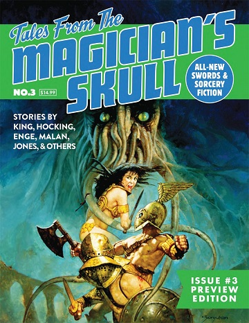 Tales from the Magicians Skull: Issue #3