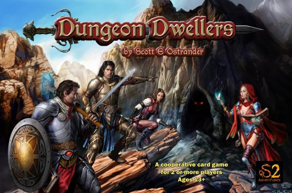 Dungeon Dwellers [Damaged]