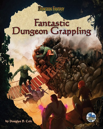 Dungeon Fantasy: Fantastic Dungeon Grappling