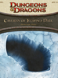 D&D: Dungeon Tiles: Caverns of Icewind Dale