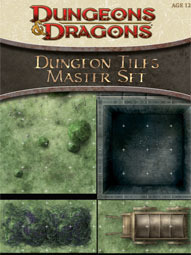 D&D: Dungeon Tiles: Master Set: The Dungeon