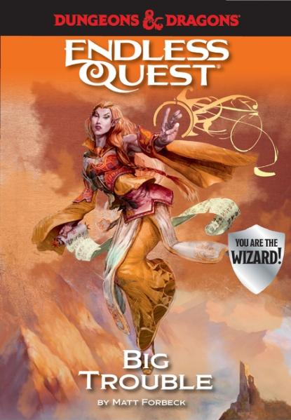 Dungeons & Dragon Endless Quest: Big Trouble