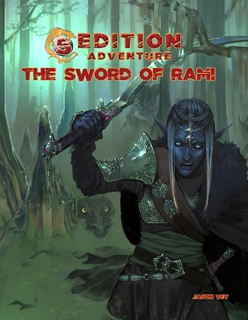 Dungeons & Dragons (5th Ed.): 5th Edition Adventure: The Sword of Rami
