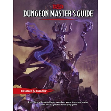 Dungeons & Dragons (5th Ed.): Dungeon Master's Guide [Damaged]