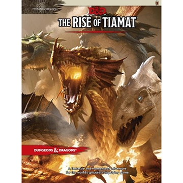 Dungeons & Dragons (5th Ed.): The Rise of Tiamat [DAMAGED]
