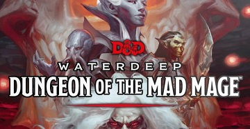 Dungeons & Dragons Collectors Series: Waterdeep Dungeon of the Mad Mage- Captain NGhathrod