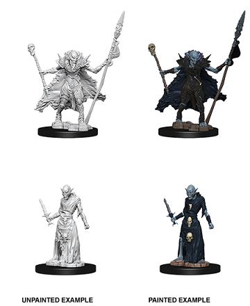 Dungeons & Dragons Nolzur's Marvelous Miniatures: GHOULS