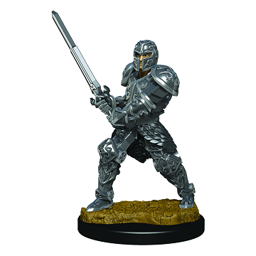 Dungeons & Dragons Premium Figures: MALE HUNTER FIGHTER