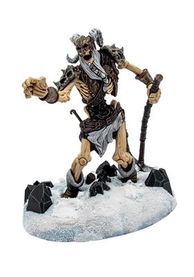 Dungeons & Dragons Collectors Series: Icewind Dale Rime of the Frostmaiden - Giant Skeleton