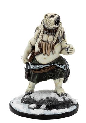 Dungeons & Dragons Collectors Series: Icewind Dale Rime of the Frostmaiden - Oyaminartok
