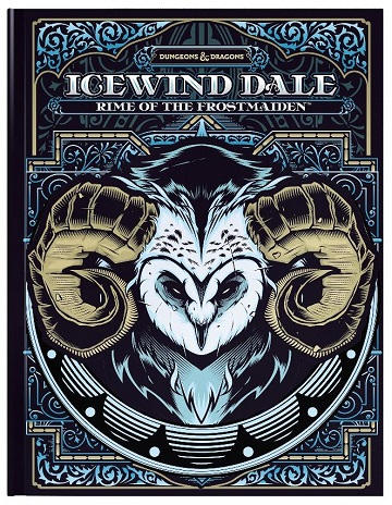 Dungeons & Dragons (5th Ed.): Icewind Dale: Rime of the Frostmaiden (HC Hobby Exclusive)