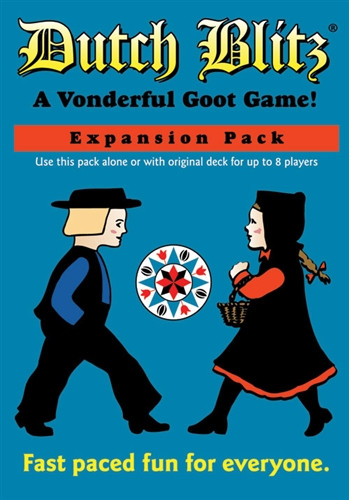 Dutch Blitz: Expansion Pack [Damaged]