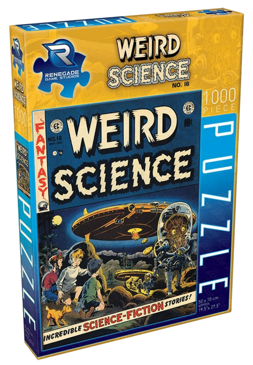 EC Comics Weird Science-Fantasy No. 16 (1000 Piece Puzzle)