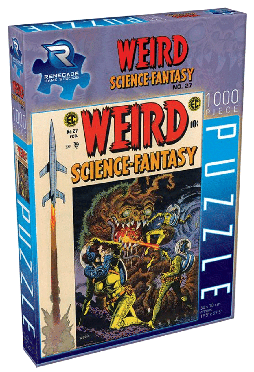 EC Comics Weird Science-Fantasy No. 27 (1000 Piece Puzzle)