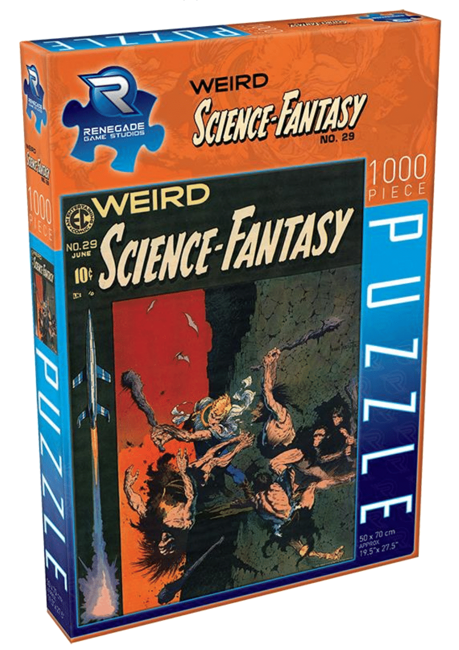 EC Comics Weird Science-Fantasy No. 29 (1000 Piece Puzzle)